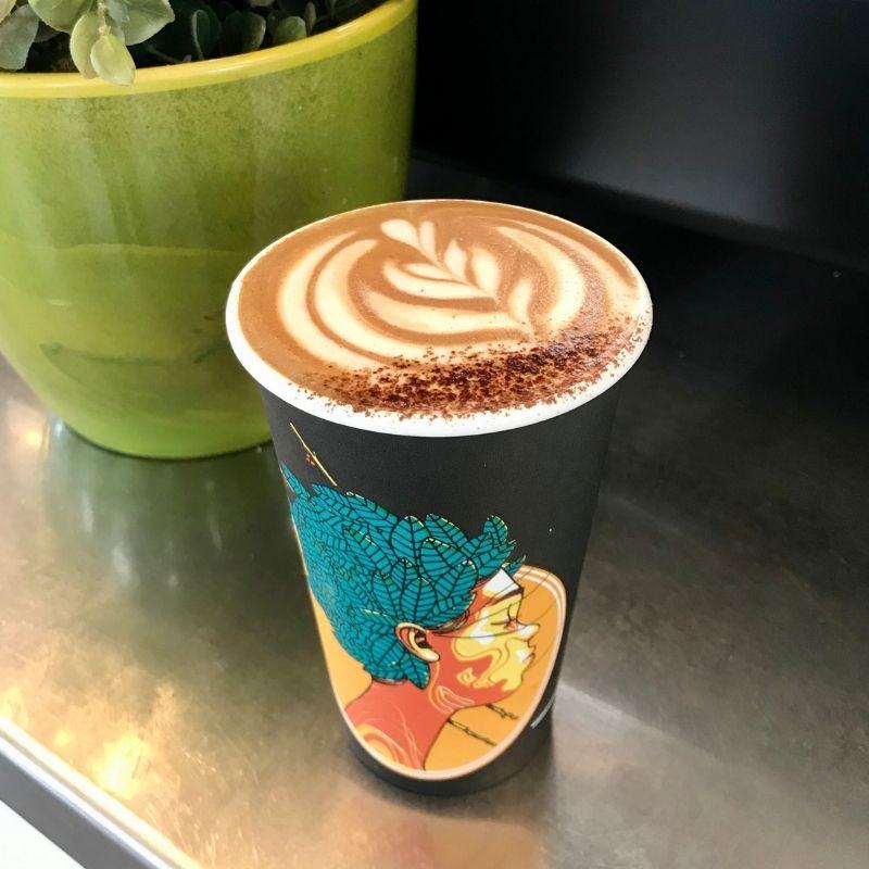 Great coffee in Berwick